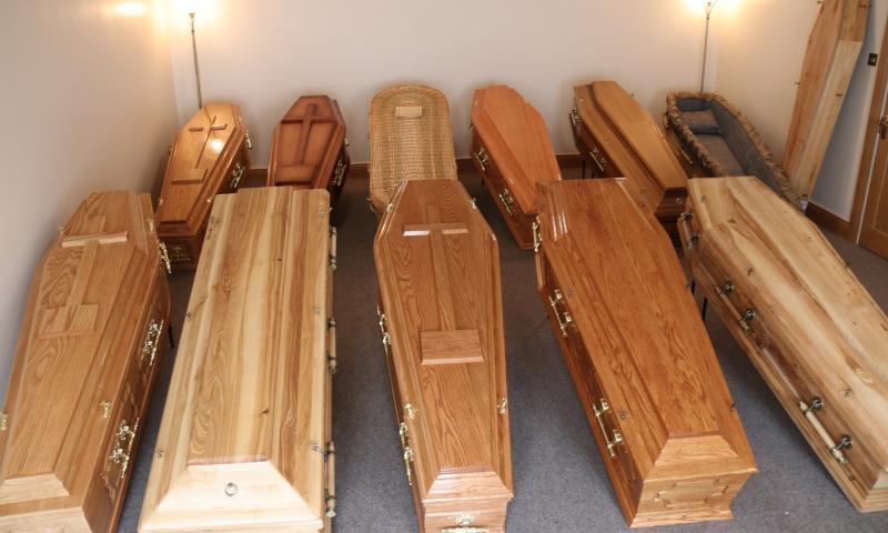 Coffins Galway